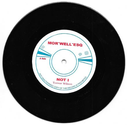 Trevor Wilson - Not I / Give One Remie (Morwell Esq.) 7""